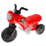 Мотоцикл-каталка красный 10235