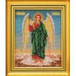 Вышивка бисером Ангел Хранитель (Кроше)