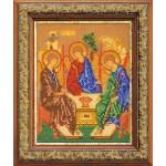 Вышивка бисером Святая Троица (Кроше)