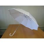 Зонт Трость белый