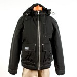 Куртка д/м Блэк (Стиллини) - черная